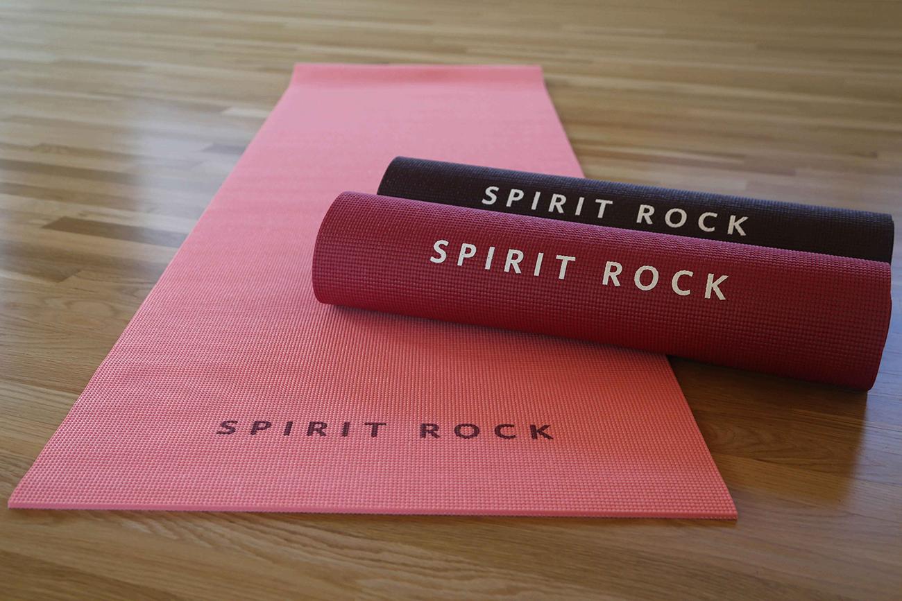 SPIRIT ROCK | environmental branding and signage