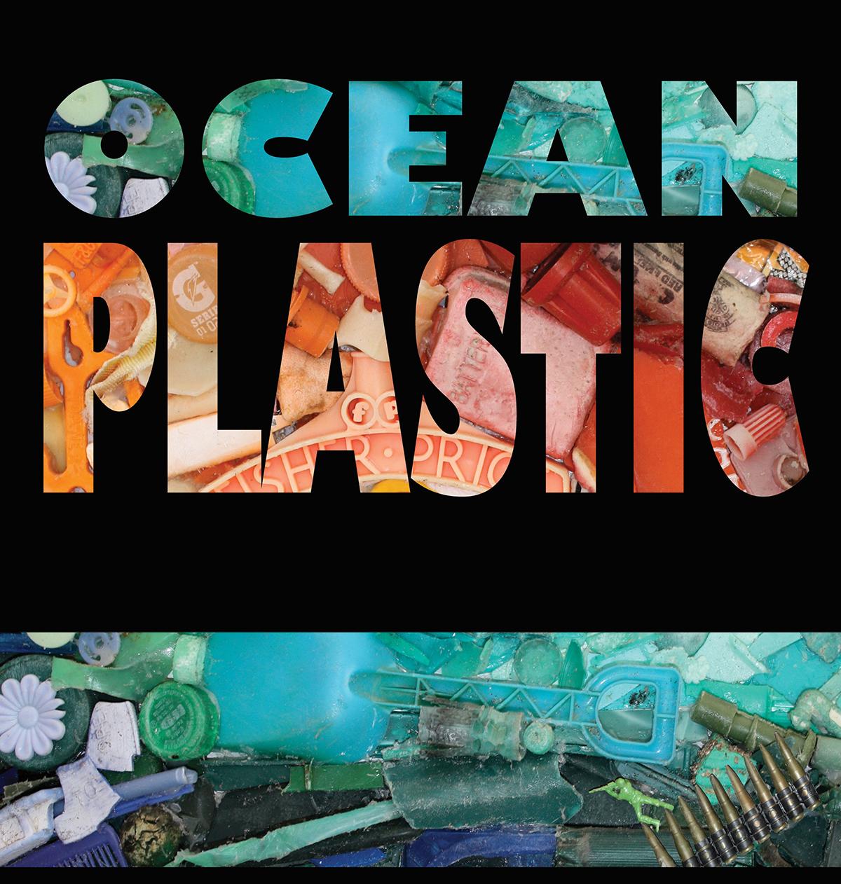 BEACH PLASTIC MANDALAS
