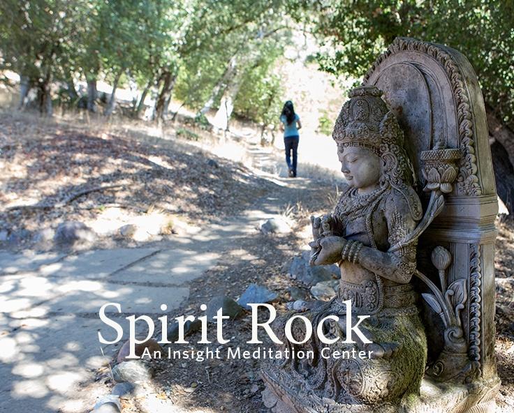 SPIRIT ROCK   Designer, Marketing & Communications