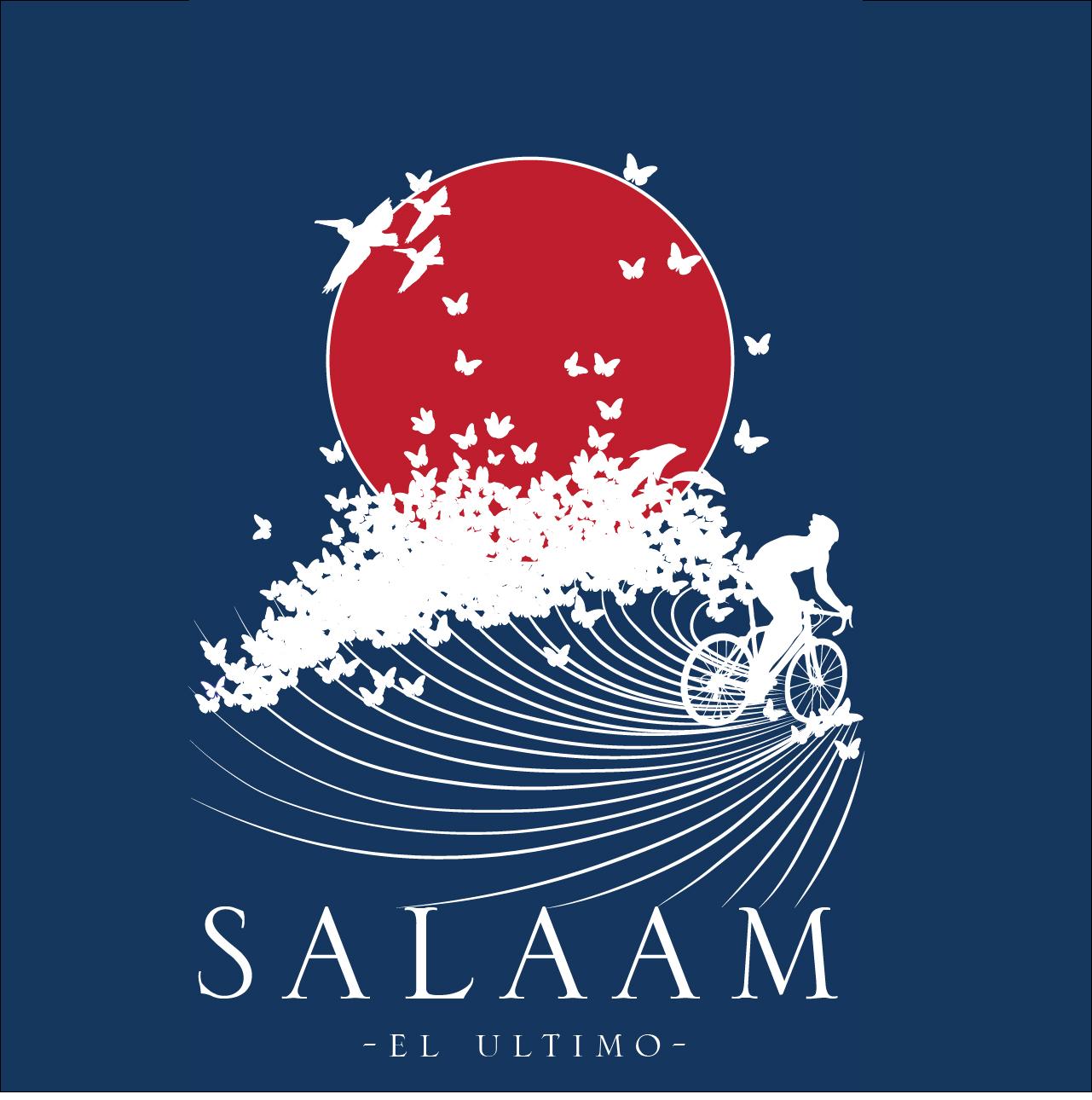 SALAAM TRIATHLON | logo for tees, towels