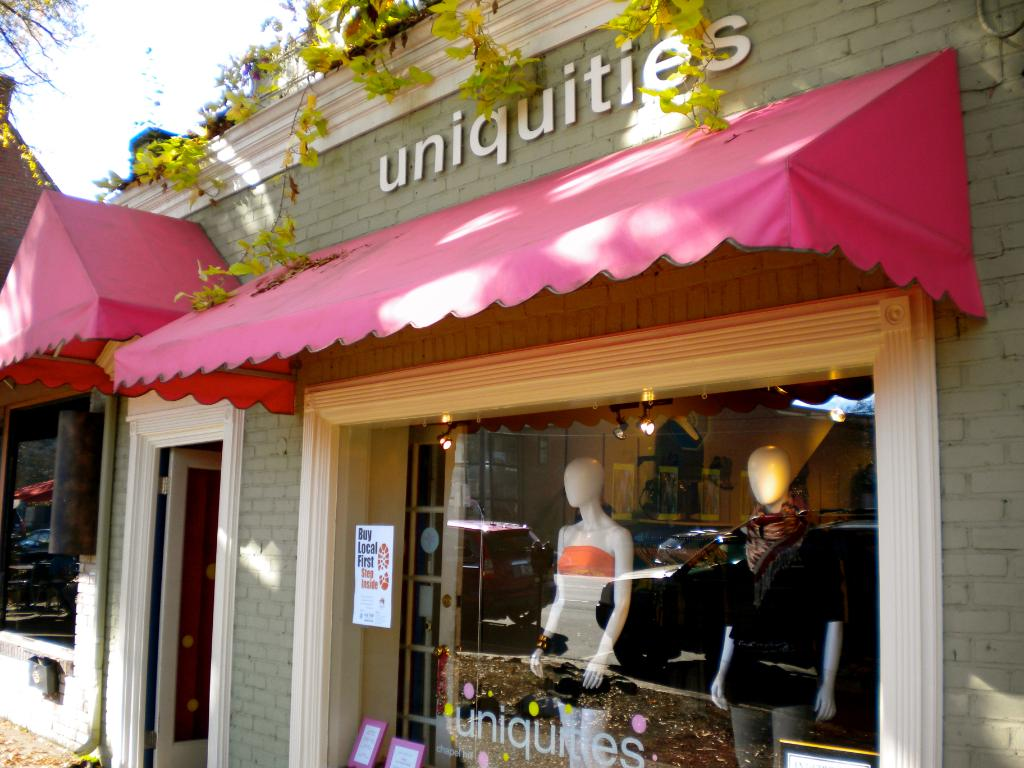 Uniquities Celebrates 20 years on Franklin St