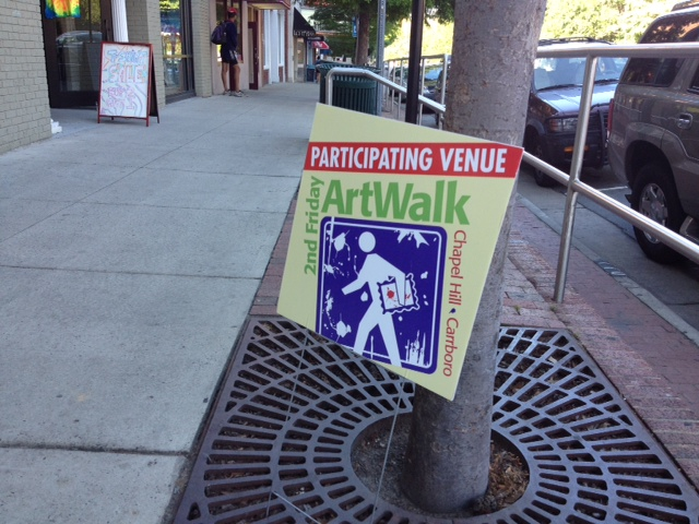 Downtown Partnership Takes over 2nd Friday Art Walk
