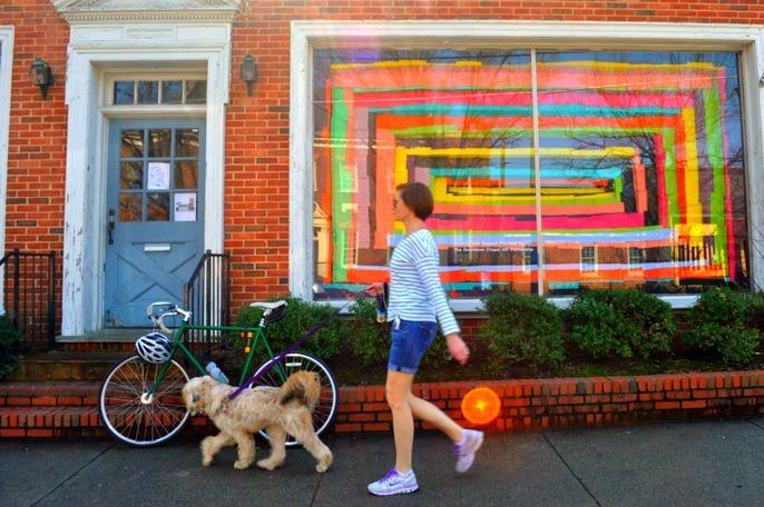 Downtown Partnership sponsors Art Installations