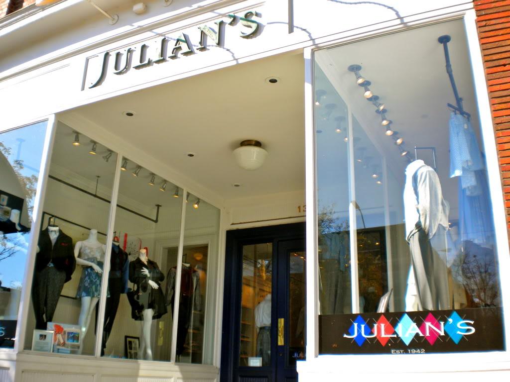 Julian's Celebrates 70 years on Franklin St!