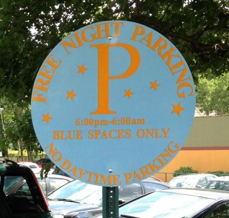 Downtown Partnership develops free night parking at Universtiy Square