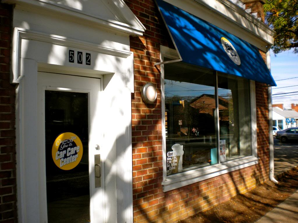 Chapel Hill Tire Named Best Tire Shop in the Nation