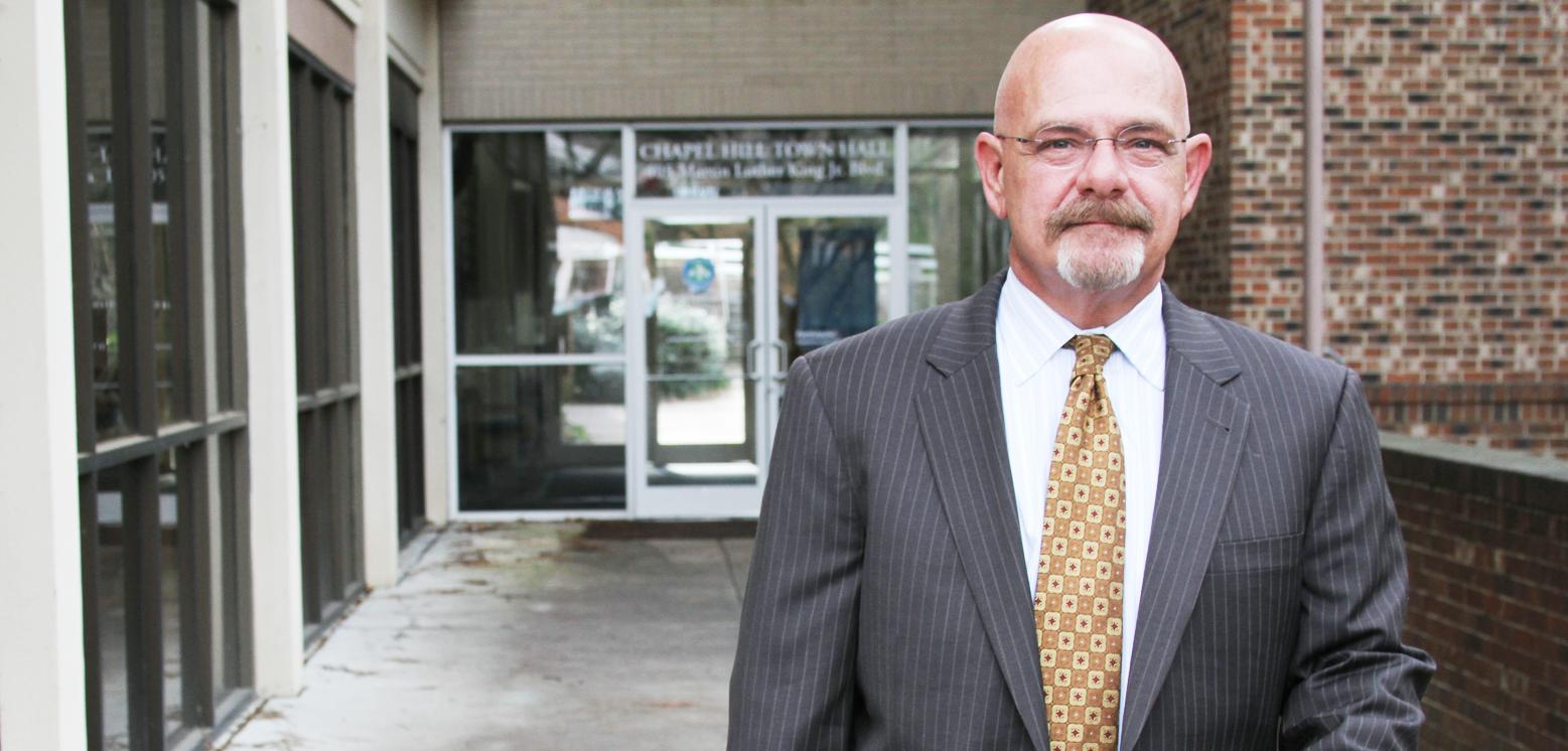 Dwight Bassett Returns to Chapel Hill as Economic Development Director