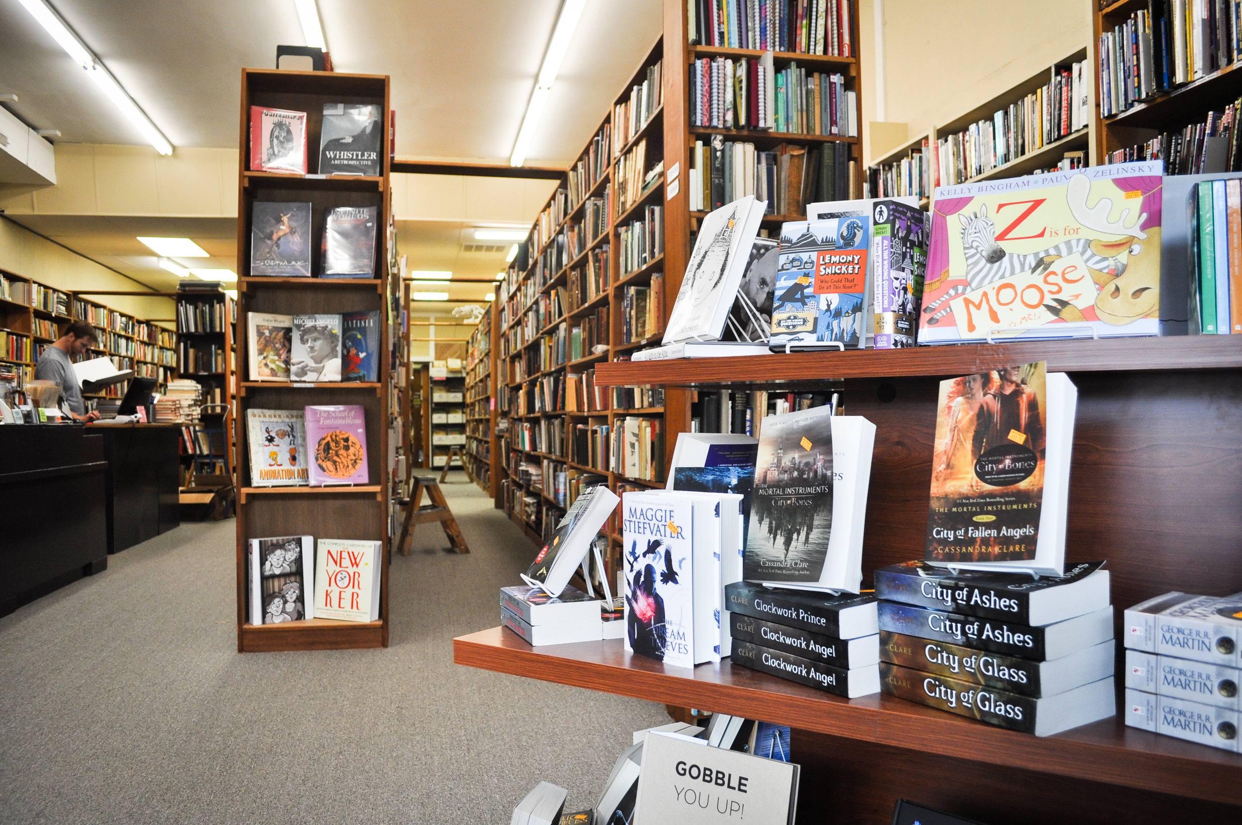 Great renovations at The Bookshop