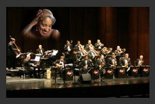 NC Jazz Repertory Orchestra with vocalist  René Marie