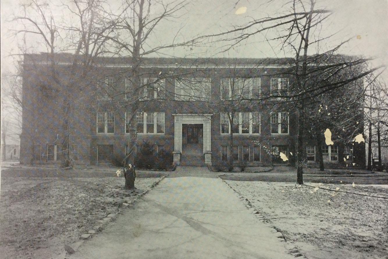 Chapel Hill School, circa 1930's.