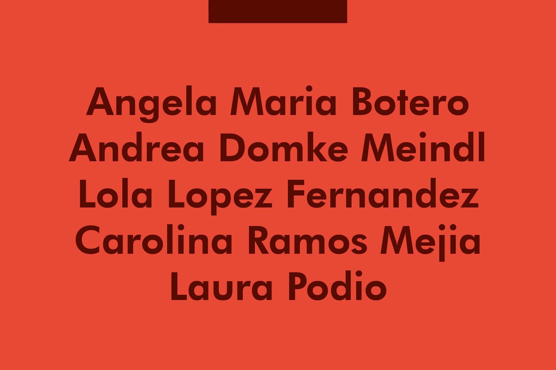 Ibero-American Artists
