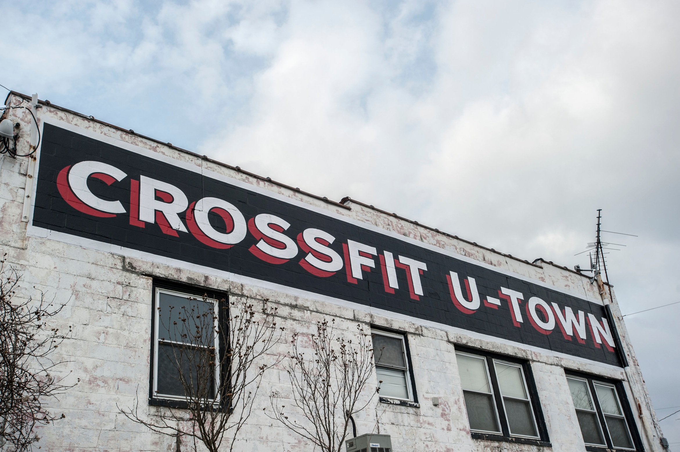 Welcome to CrossFit U-Town - A place to improve your fitness, health and a place of community.