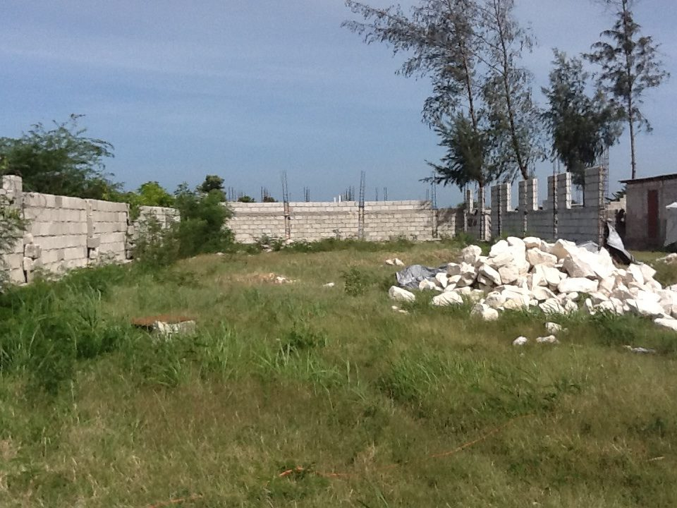 This site in Bon Repos, Ouest, Haiti is where our team will be building a spirit-filled and thriving church for the people of that community.