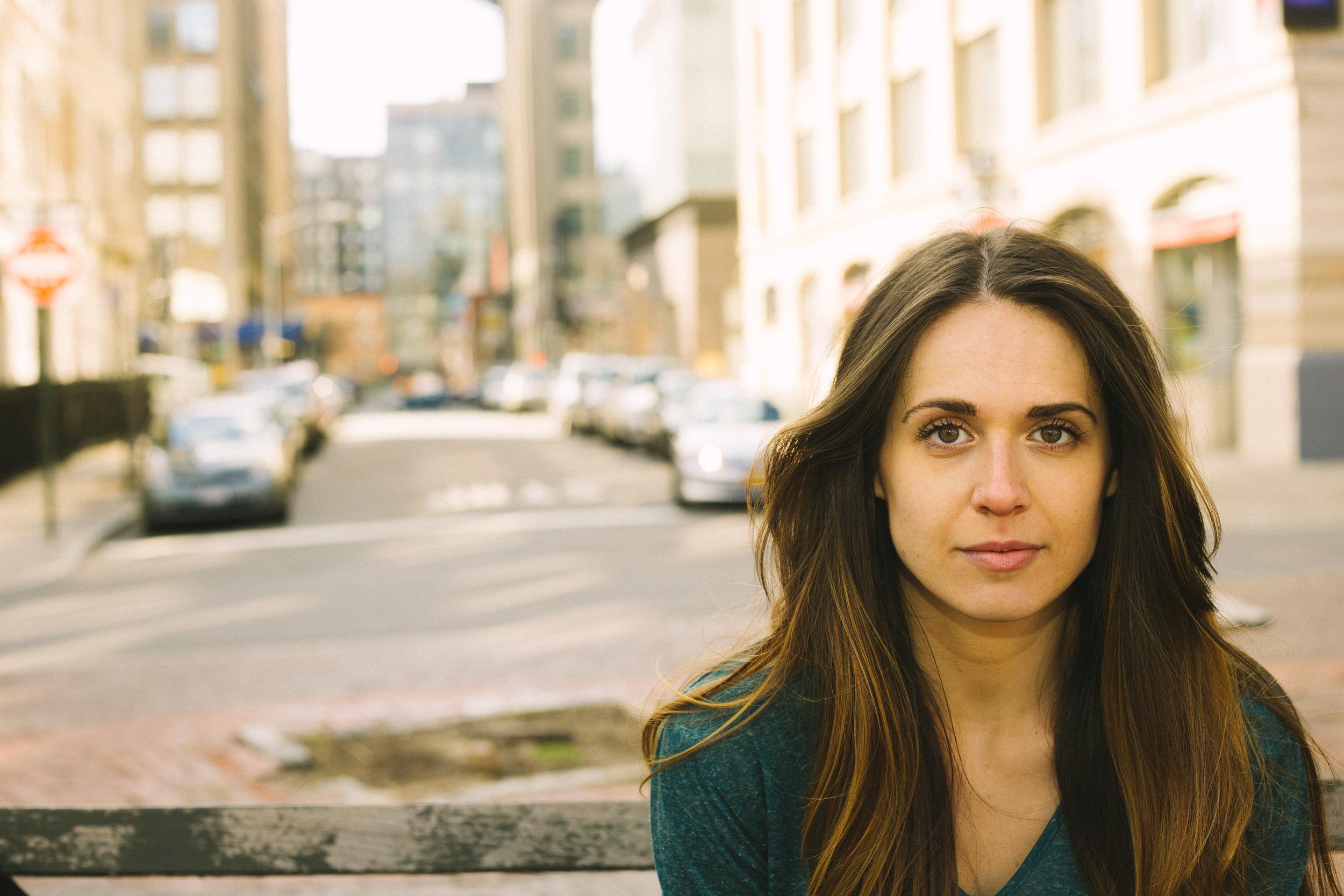 Jillian, New York City.