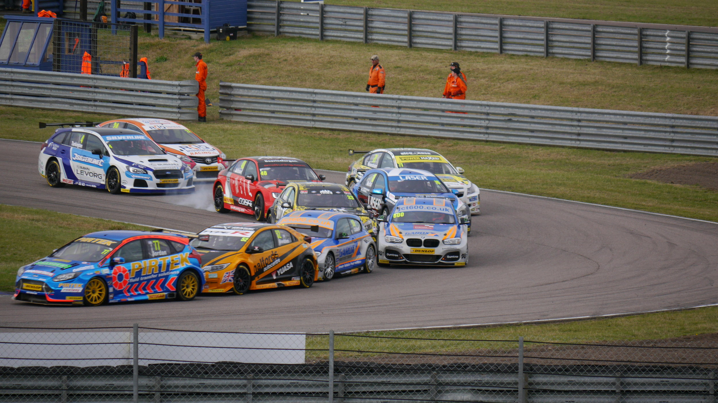 Touring Car drivers will be Touring Car Drivers...