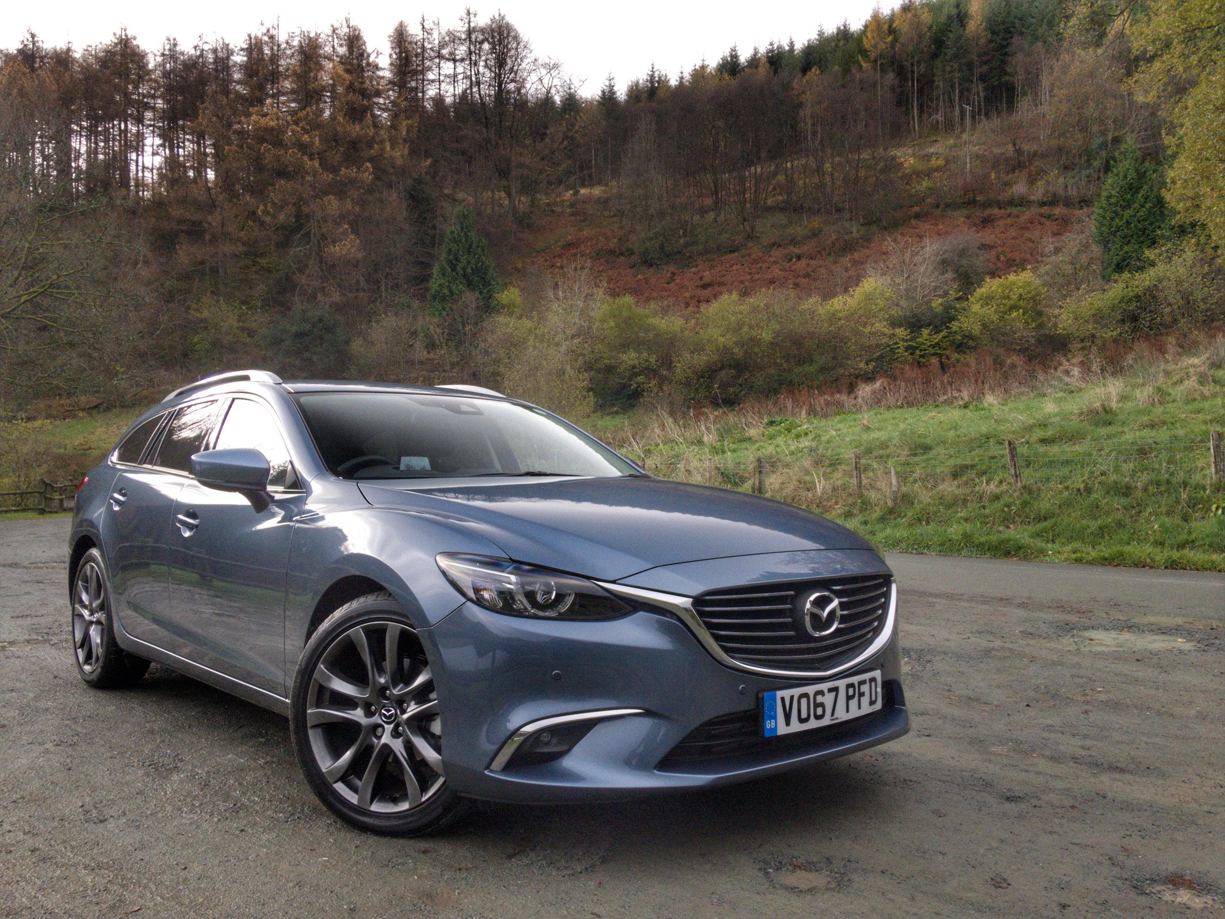 Mazda 6 2.2 Tourer Sport Nav
