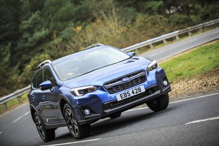 Subaru XV ©️Copyright Subaru UK Ltd