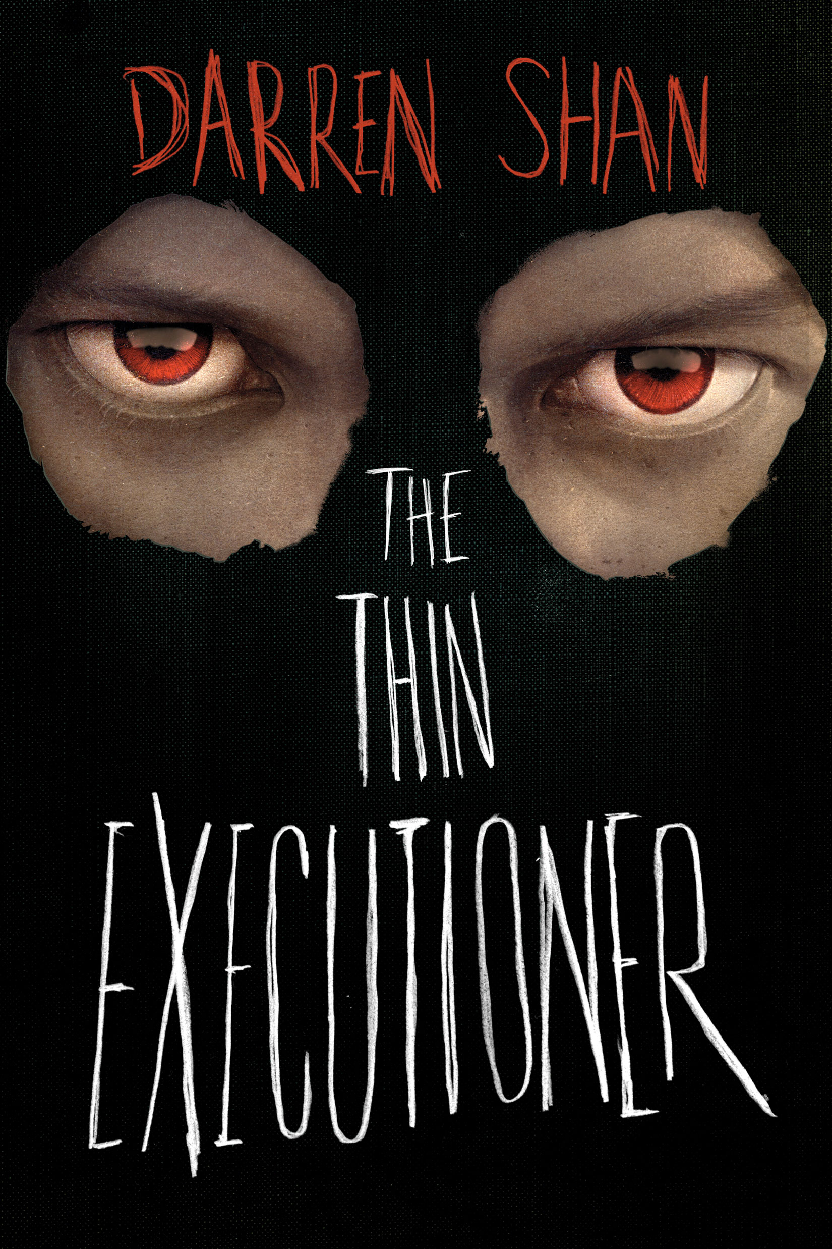 The Thin Executioner by Darren Shan Designed by Ben Mautner for Little, Brown Illustrated by Sam Weber