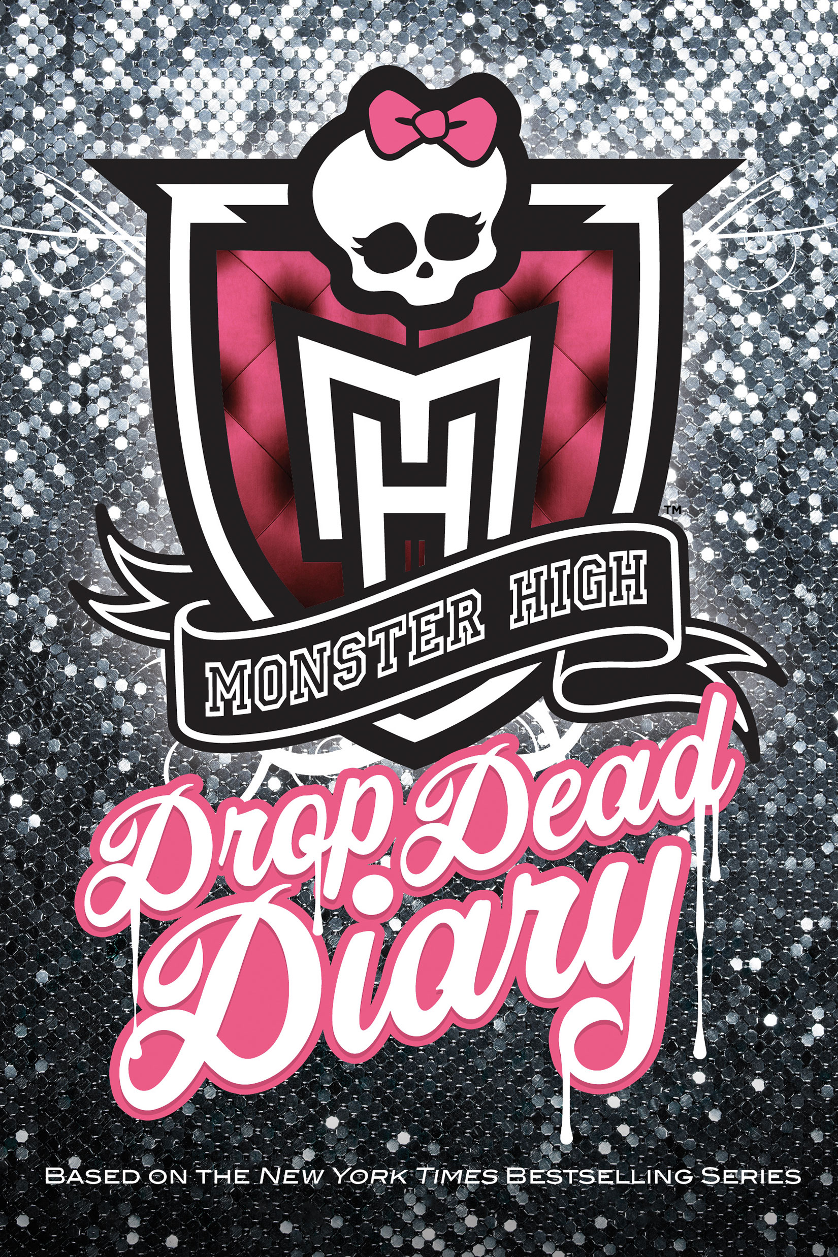 Mattel's Monster High Drop Dead Diary  Designed by Ben Mautner for Little, Brown and Mattel Art Directed by Patti Ann Harris