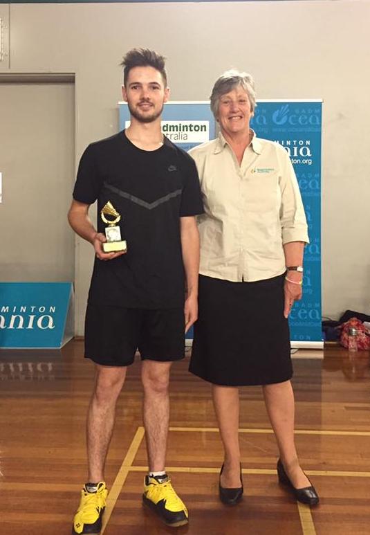 2016: Photo courtesy of Badminton SA