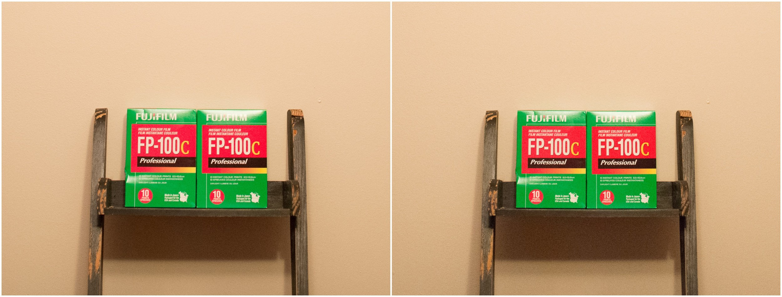 Df on the left - D800E on the right