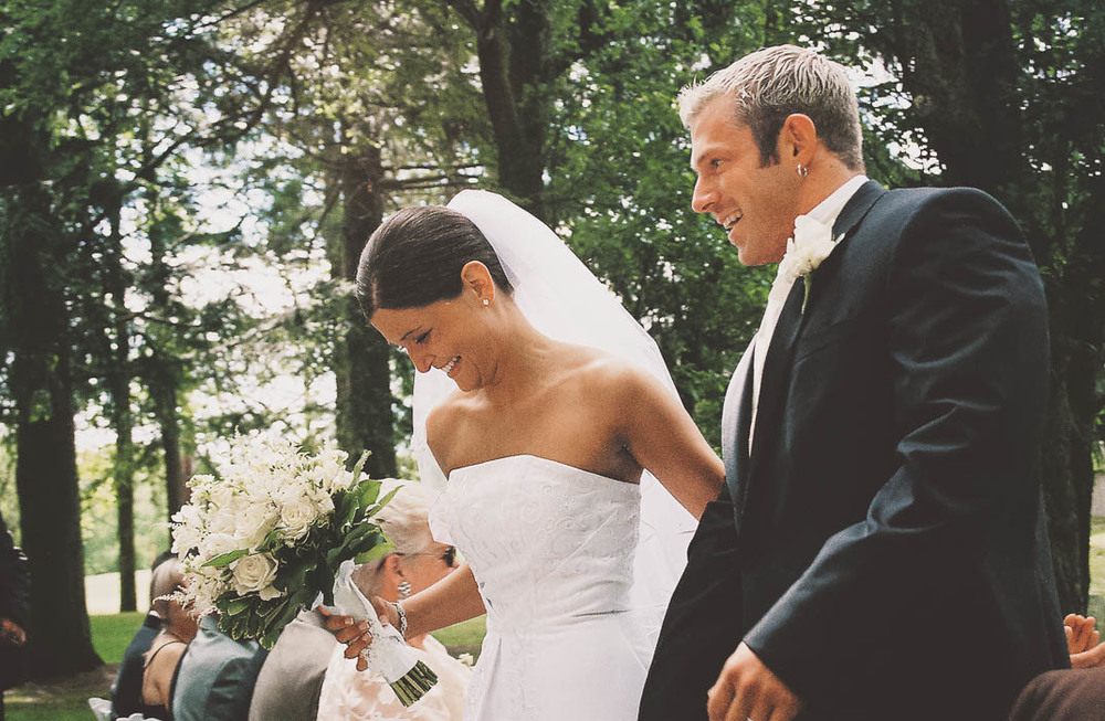 My Wedding in 2005