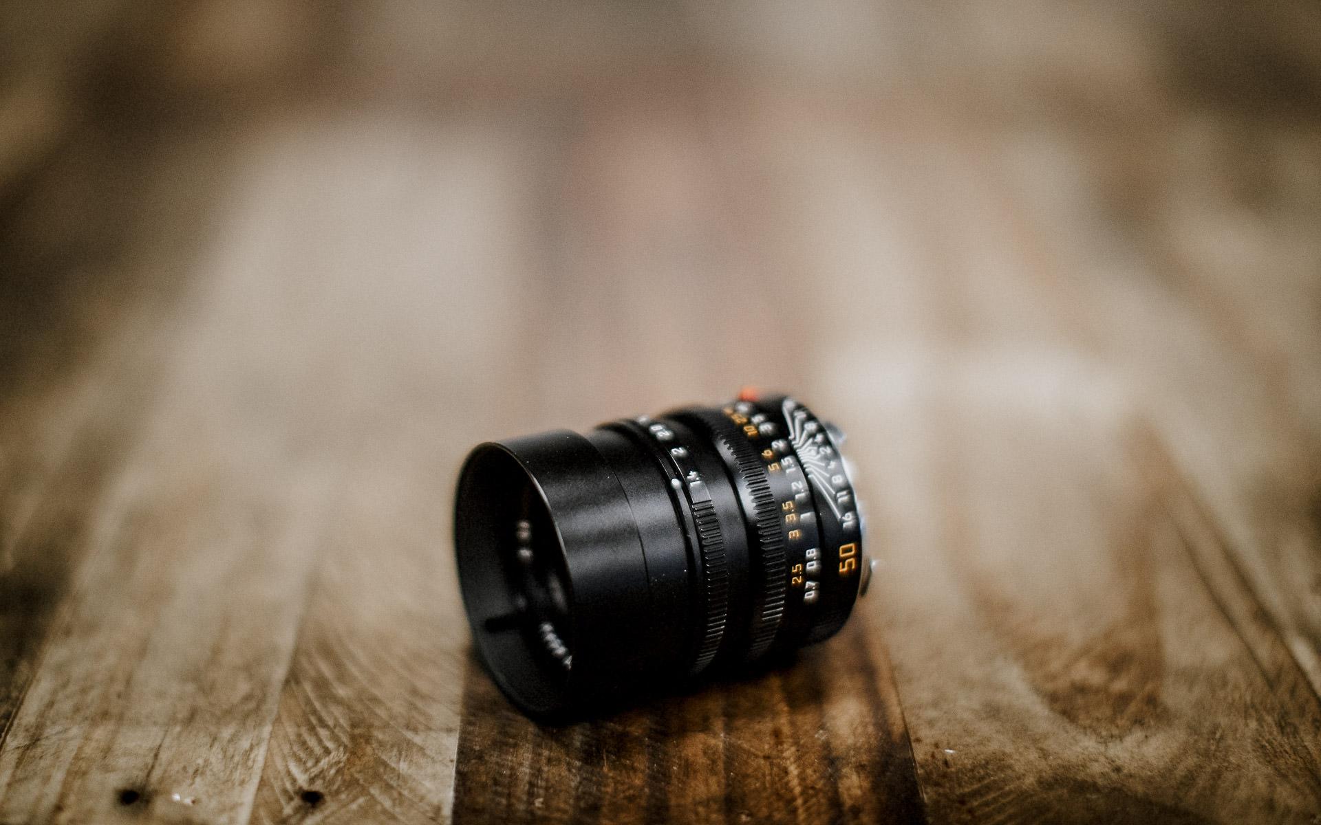 Leica 50mm Summilux f/1.4 ASPH