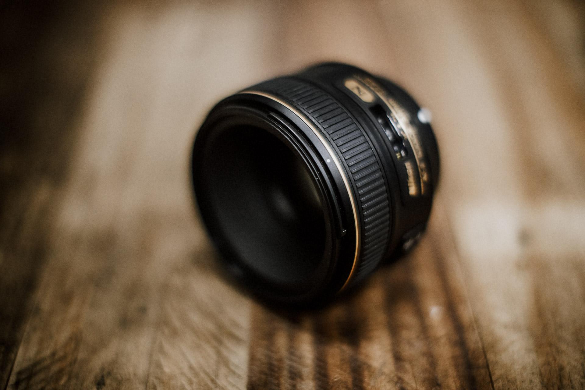 Nikon 58mm f/1.4G