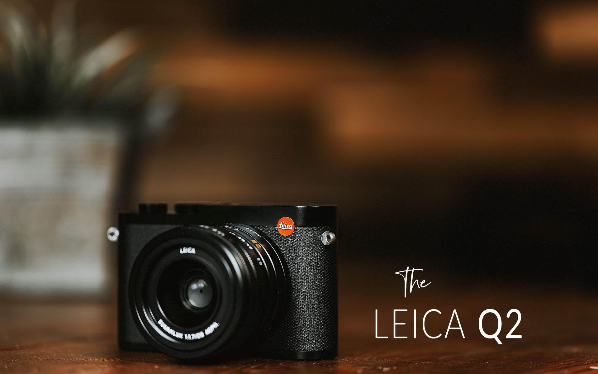 Leica Q2 Review