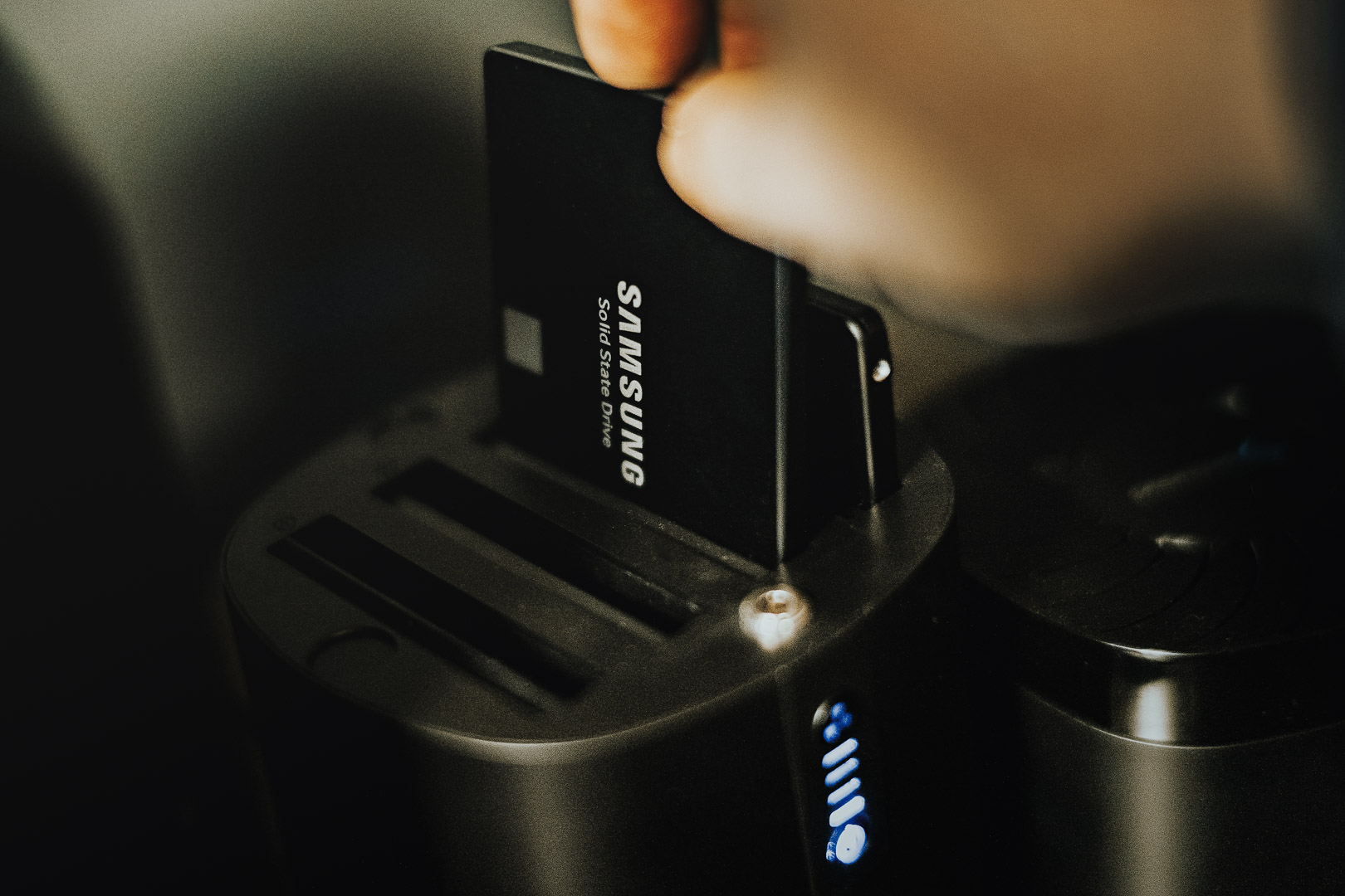 4 Bay Sabrent SSD Enclosure USB 3.0