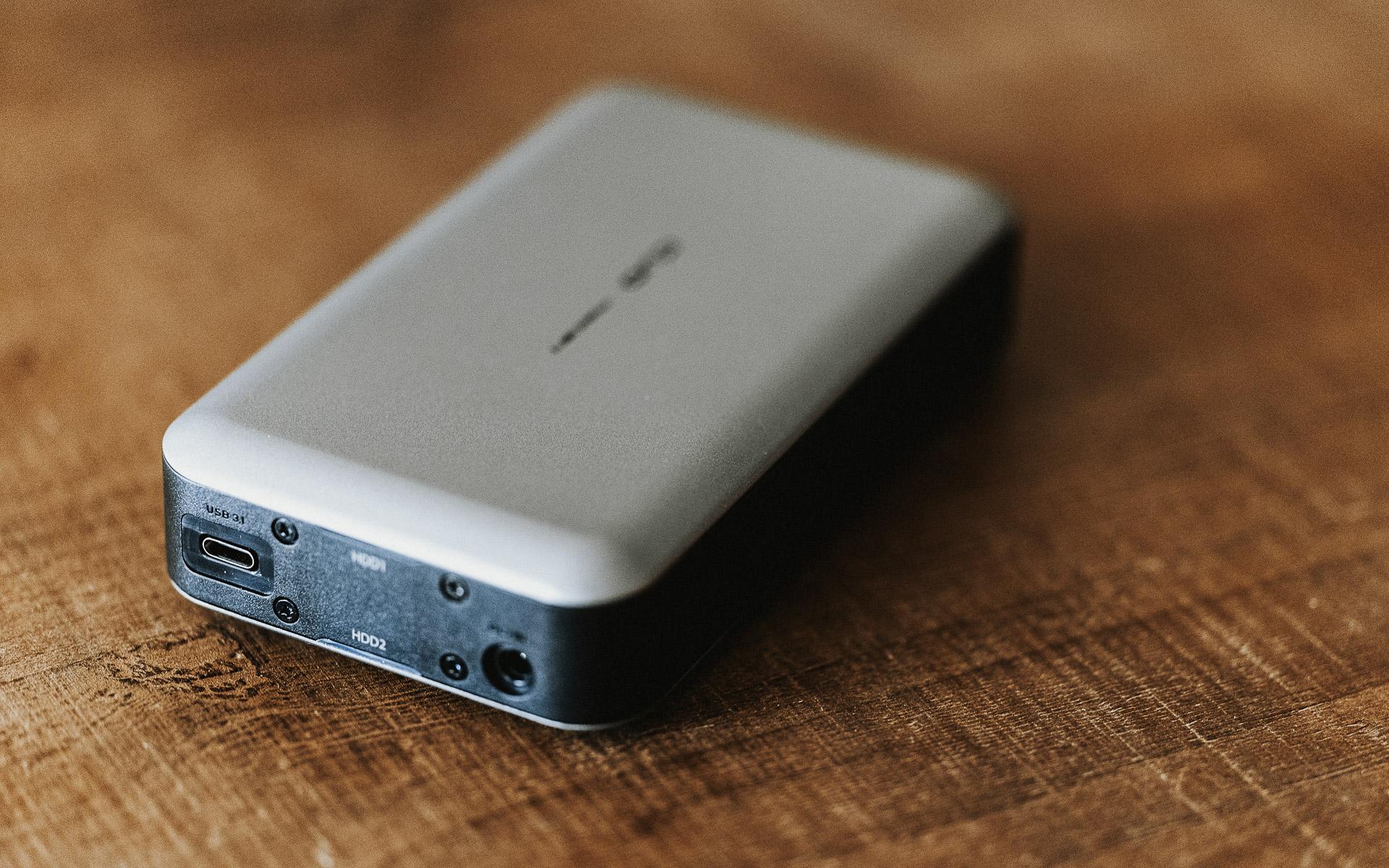 Mediasonic DUO ProRaid SSD RAID1   - USB-C