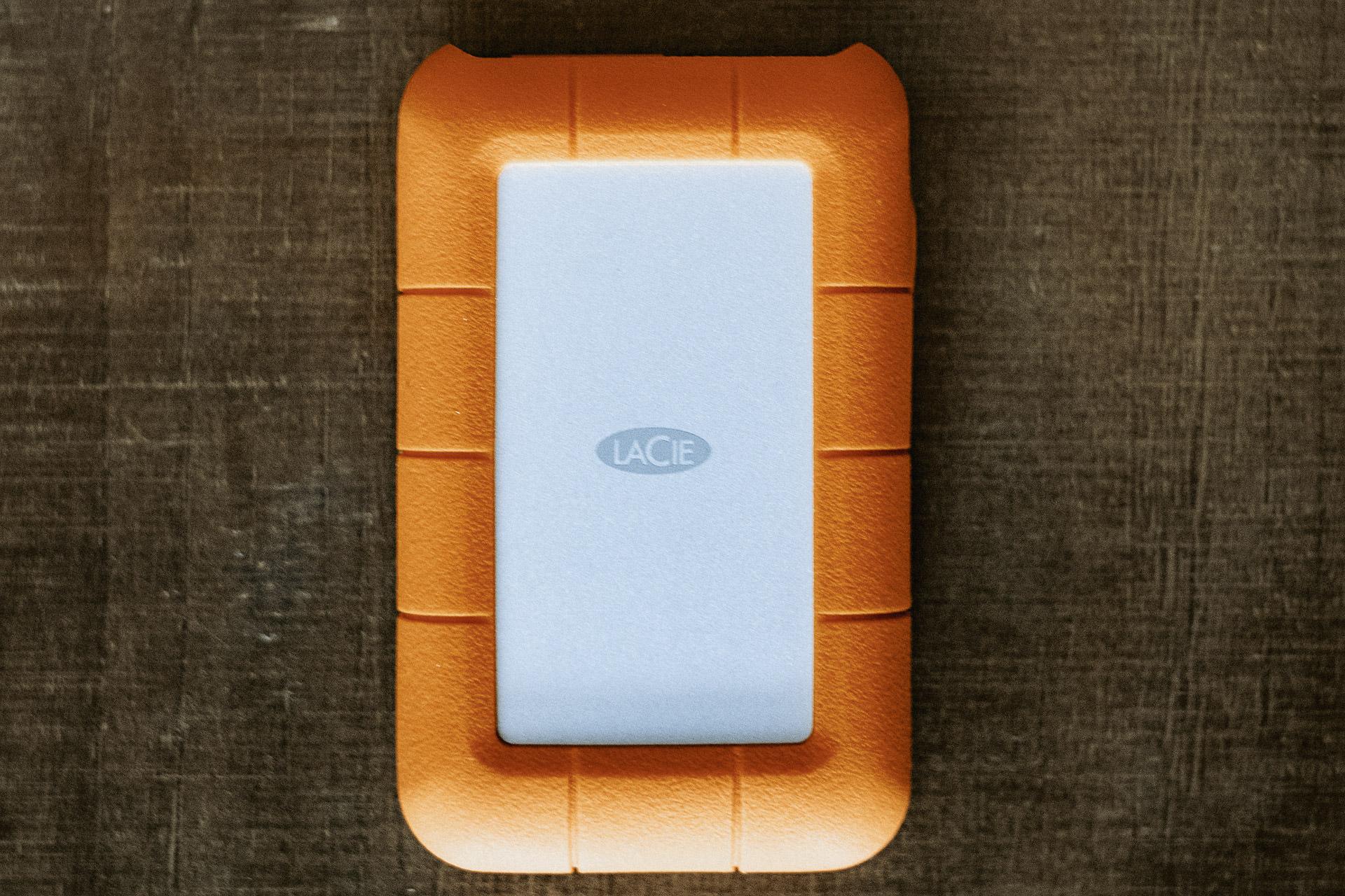 LaCie 4TB Rugged USB-C