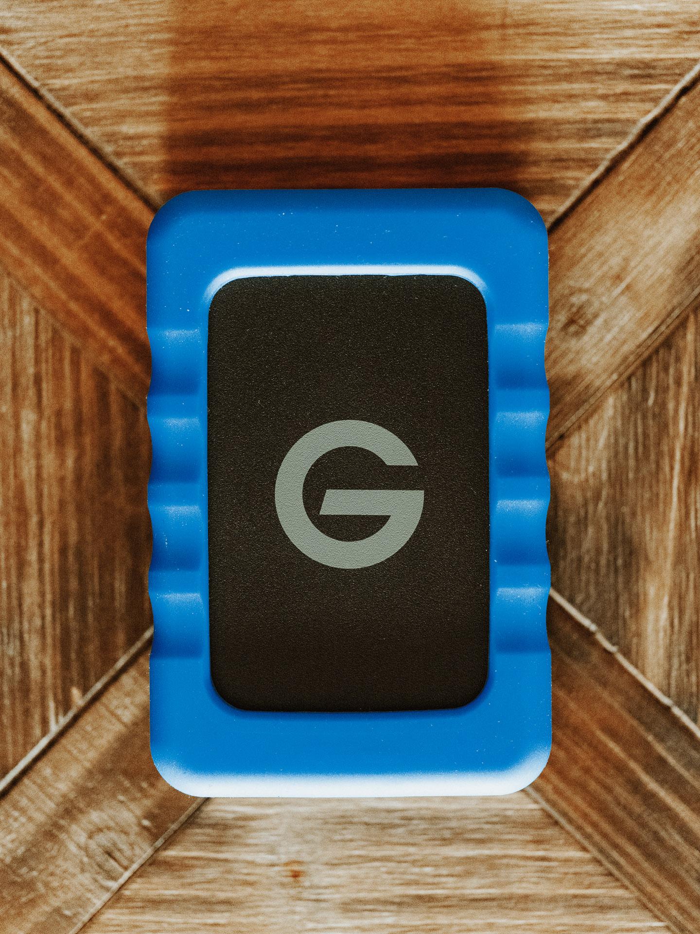 G-Technology 4TB G-Drive ev RaW USB3.0