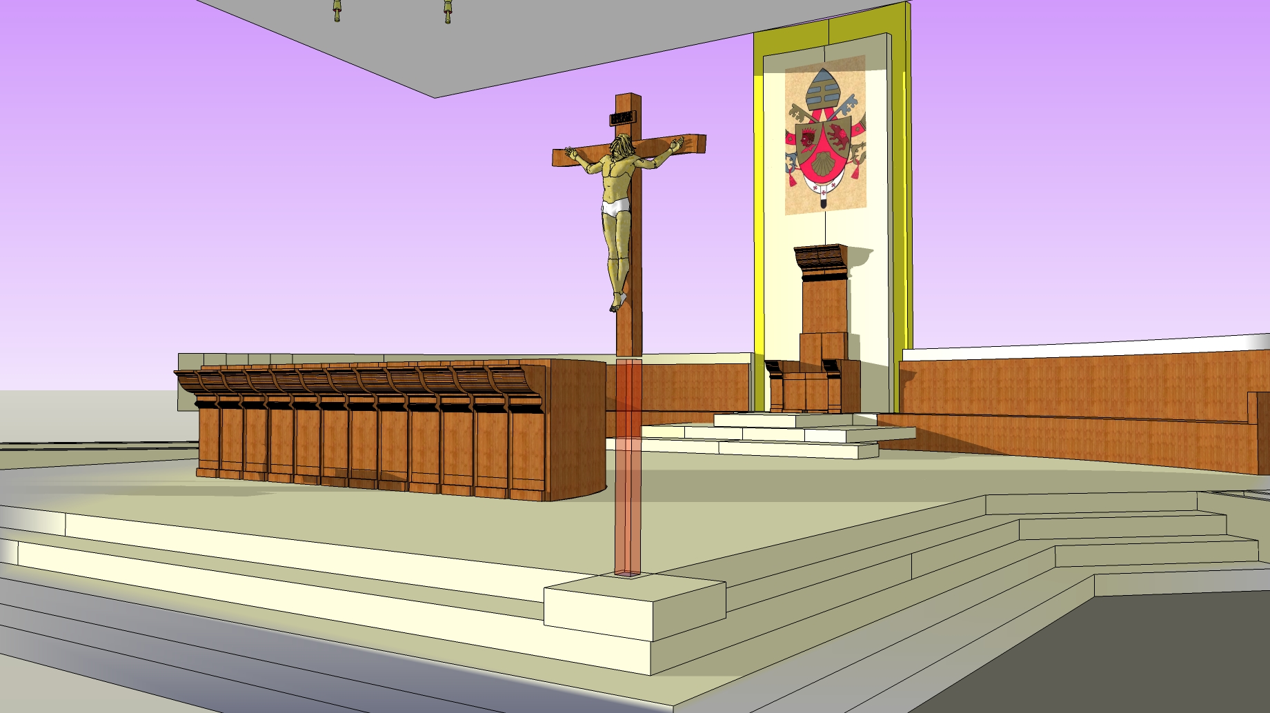 Predella - 05 Nov 07 - Detail View of Altar.jpg