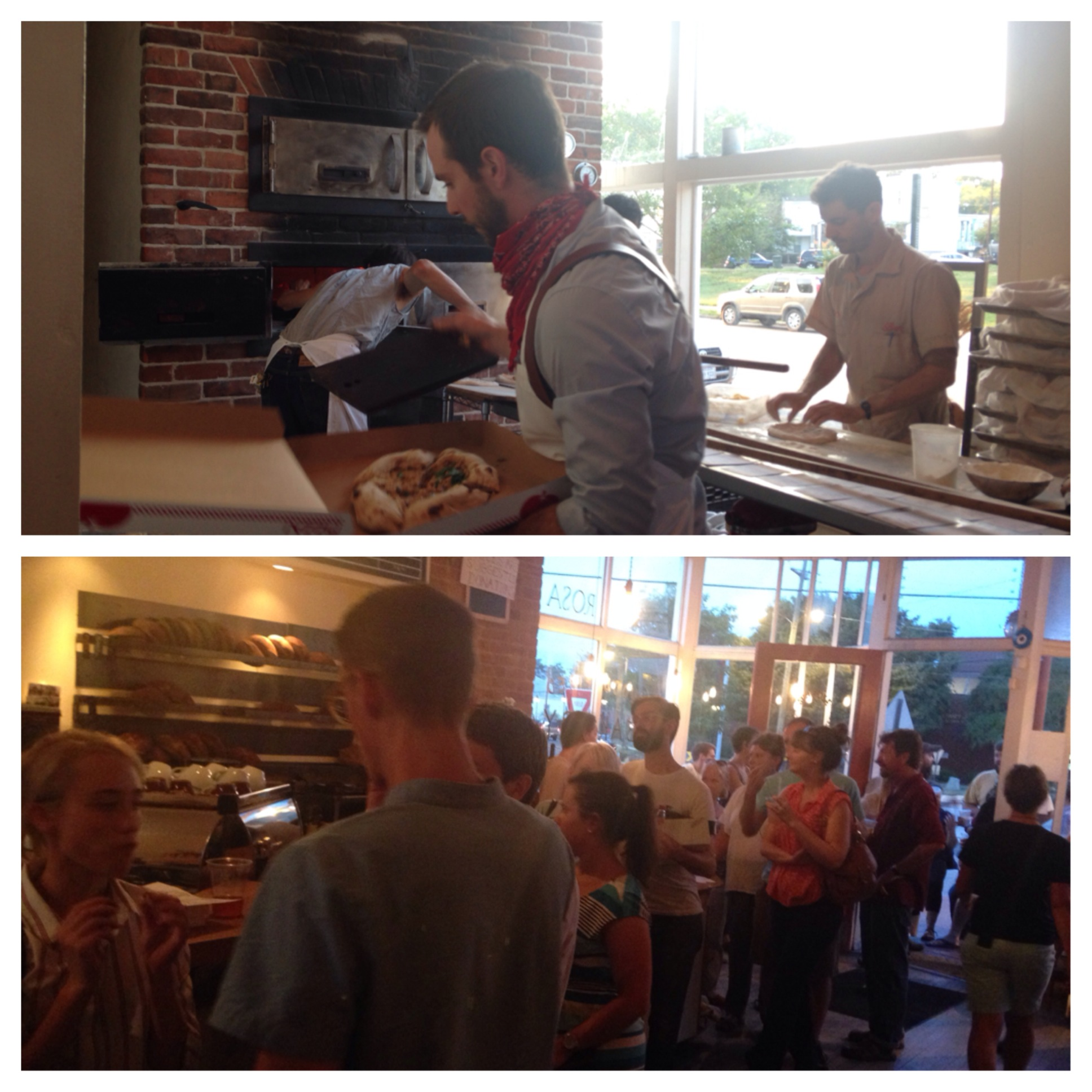 A big thank you to Sub Rosa Bakery and all of you who came out to the pizza pop up event on Sept 21st.