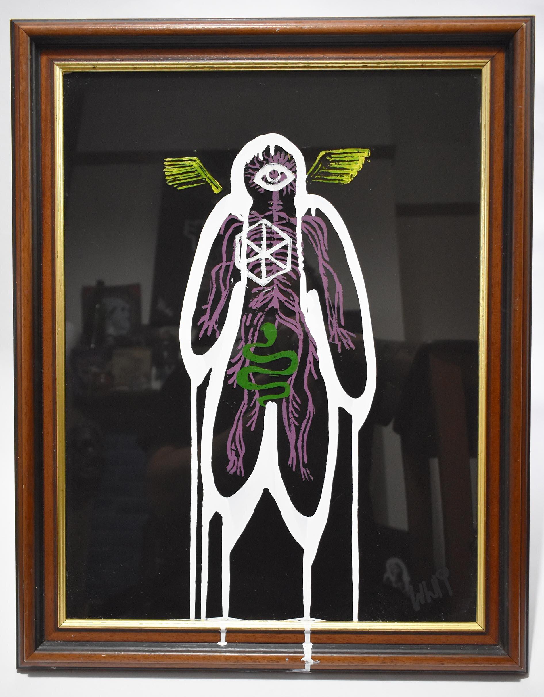 Yggdrasil: framed (one)