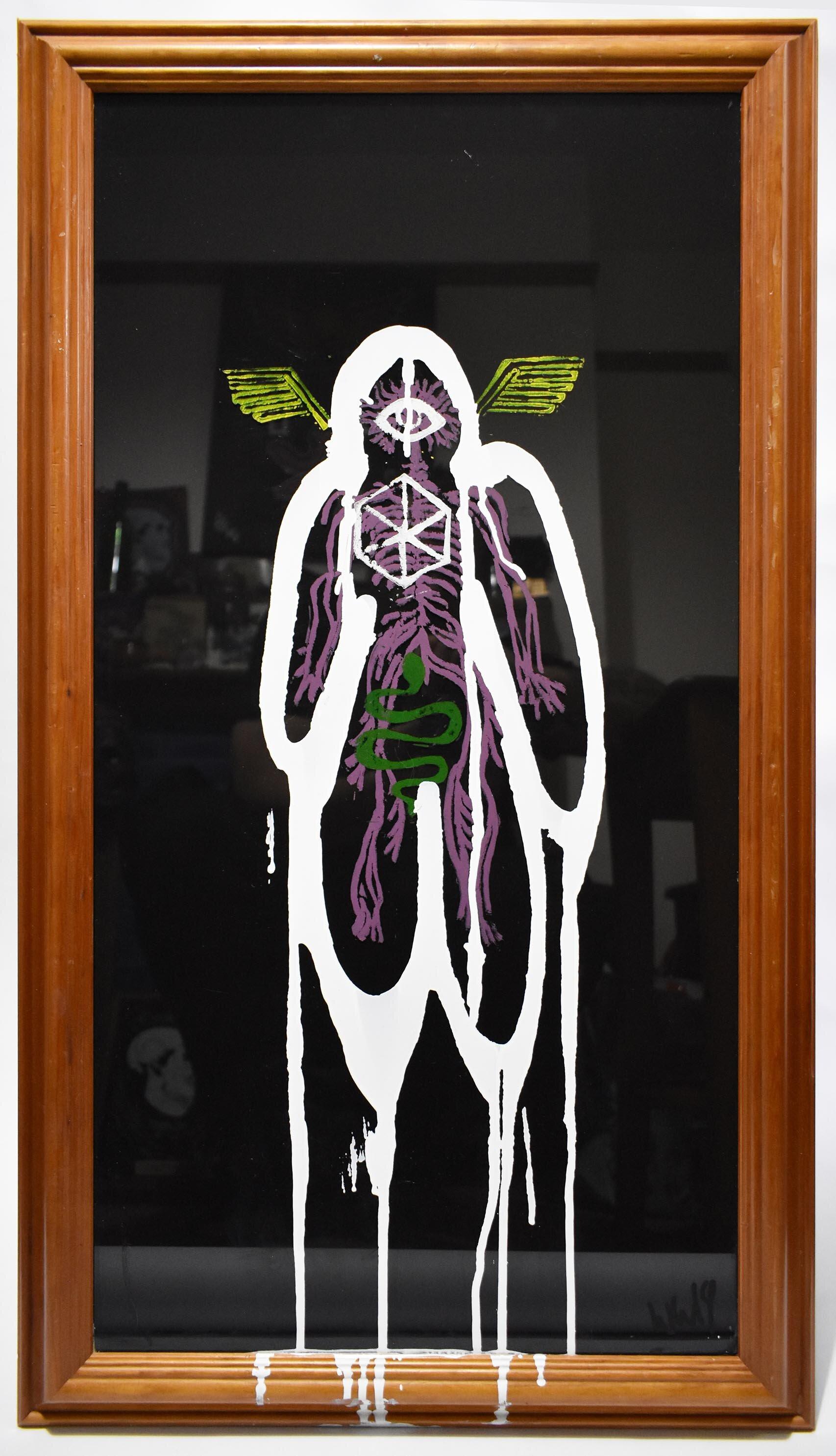 Yggdrasil: framed (two)