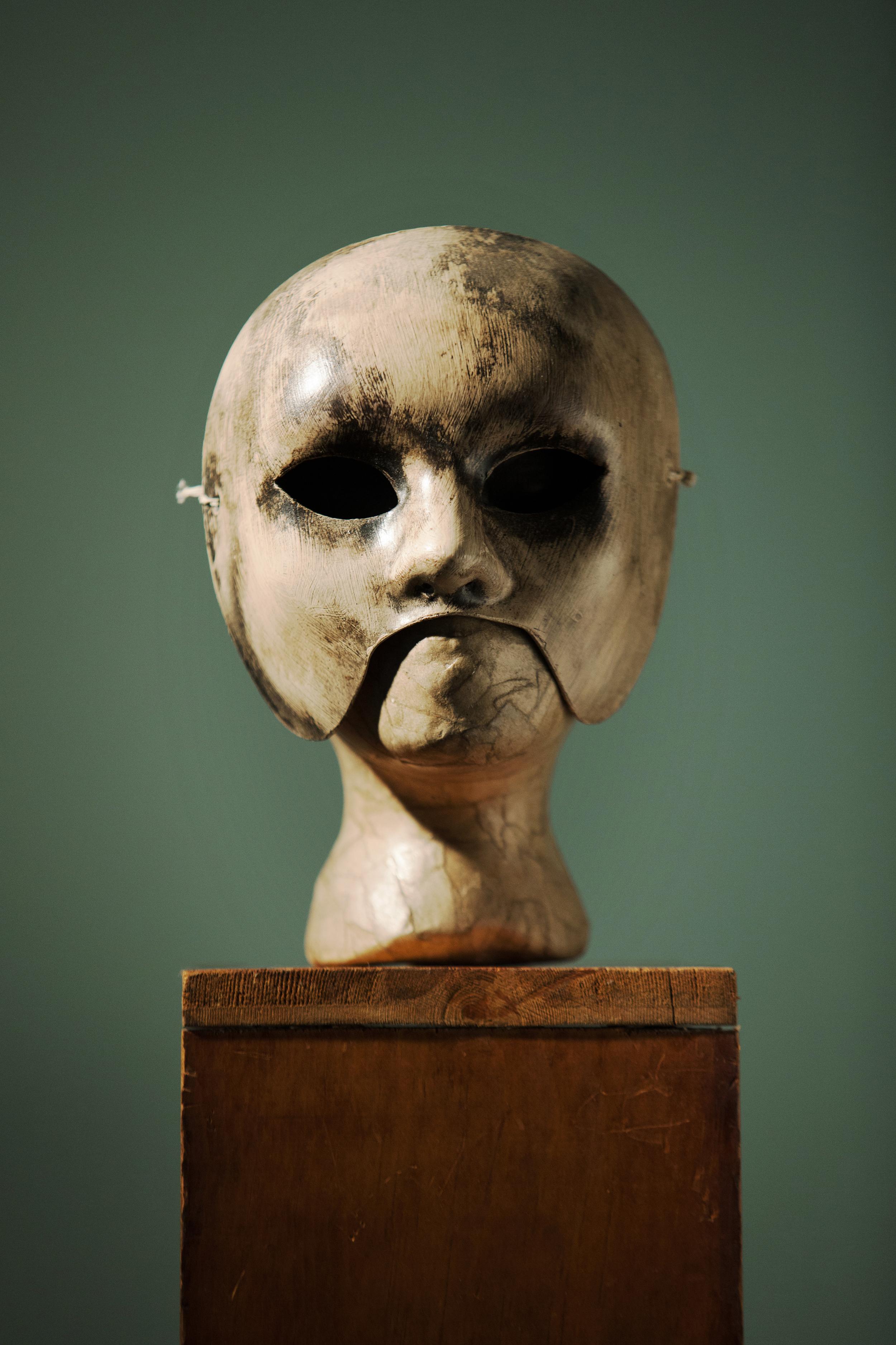 Plaster Mask 1