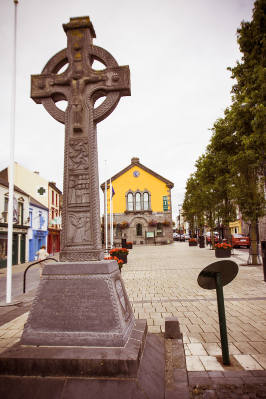 Cashel town center