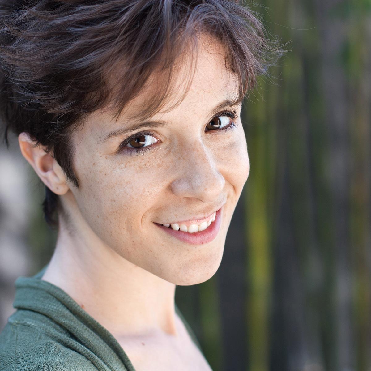 Tina - LA Actor Headshot