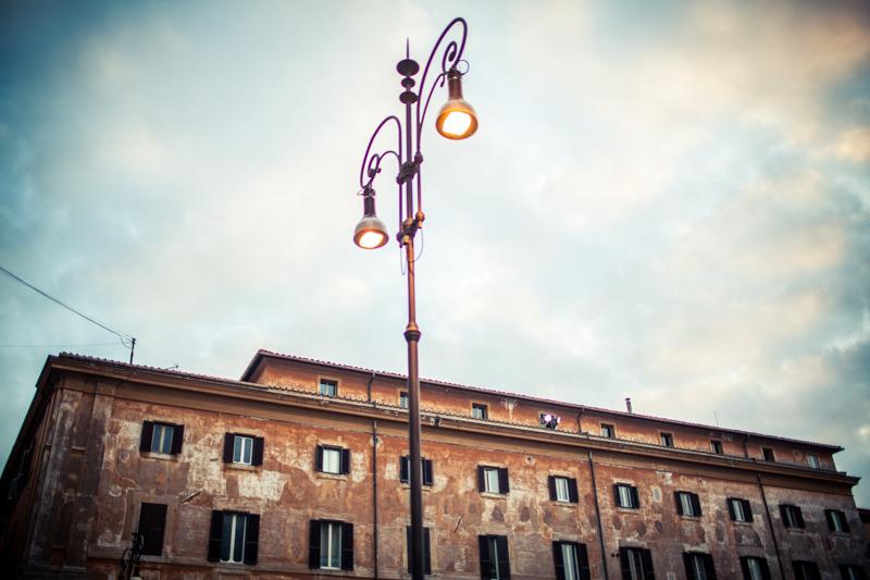 Trastevere, Rome, 2013