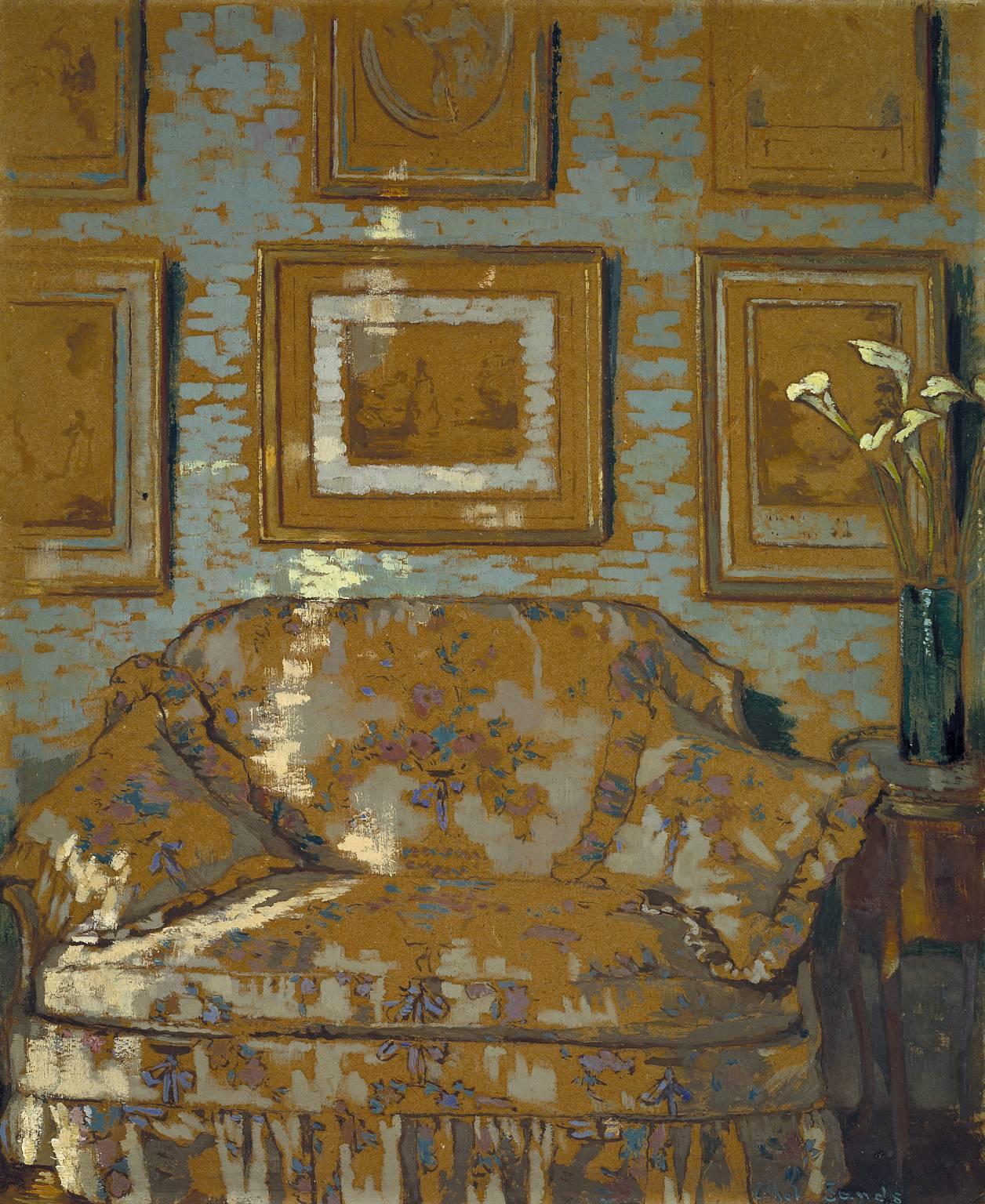 The Chintz Chair, by Ethel Sands