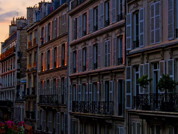 Rue de Douai, Paris France