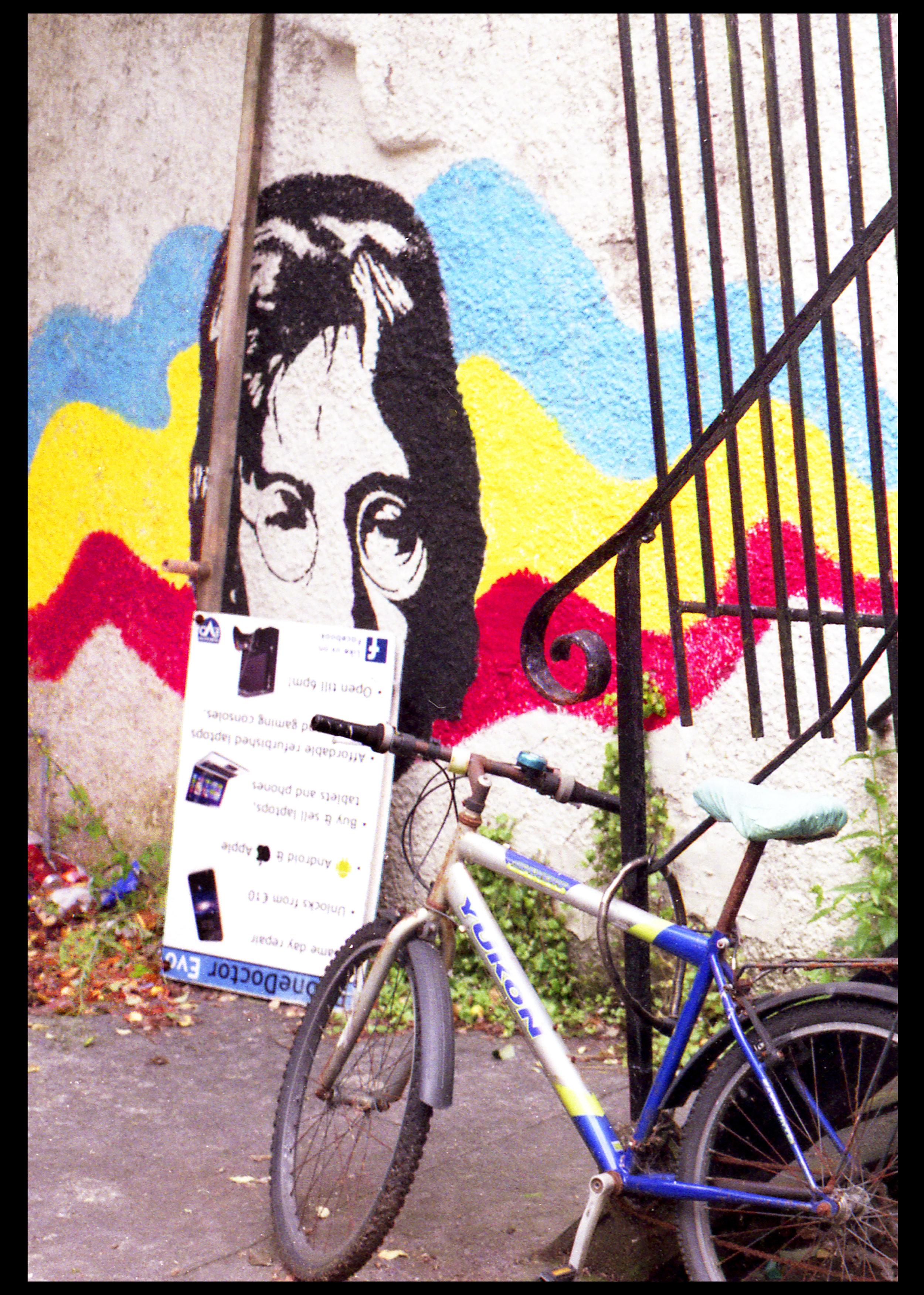 John Lennon, Galway, Ireland