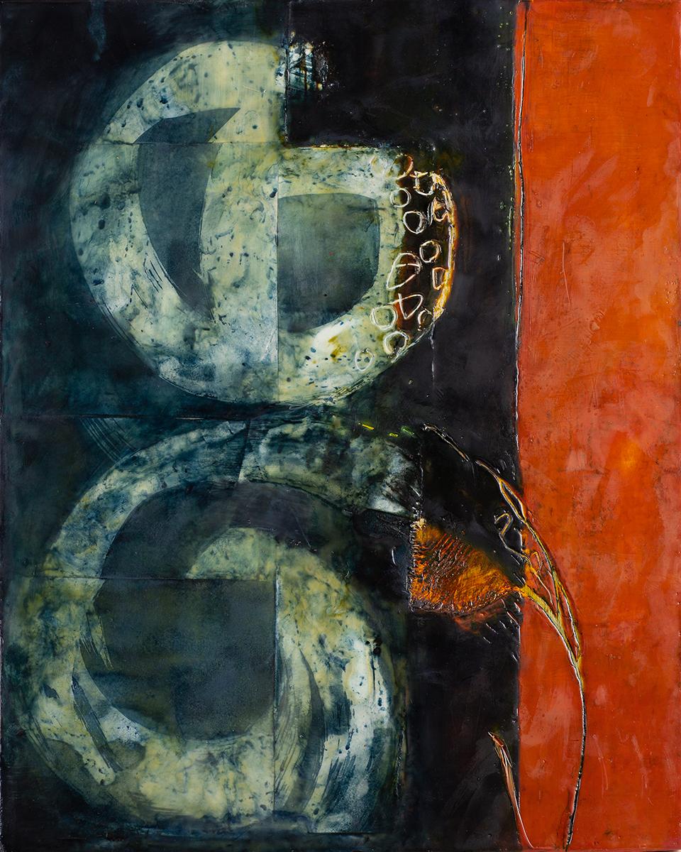 Unfolding, Carol Retsch-Bogart