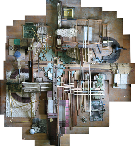 Dennis Maher_living room floor_2010.jpg