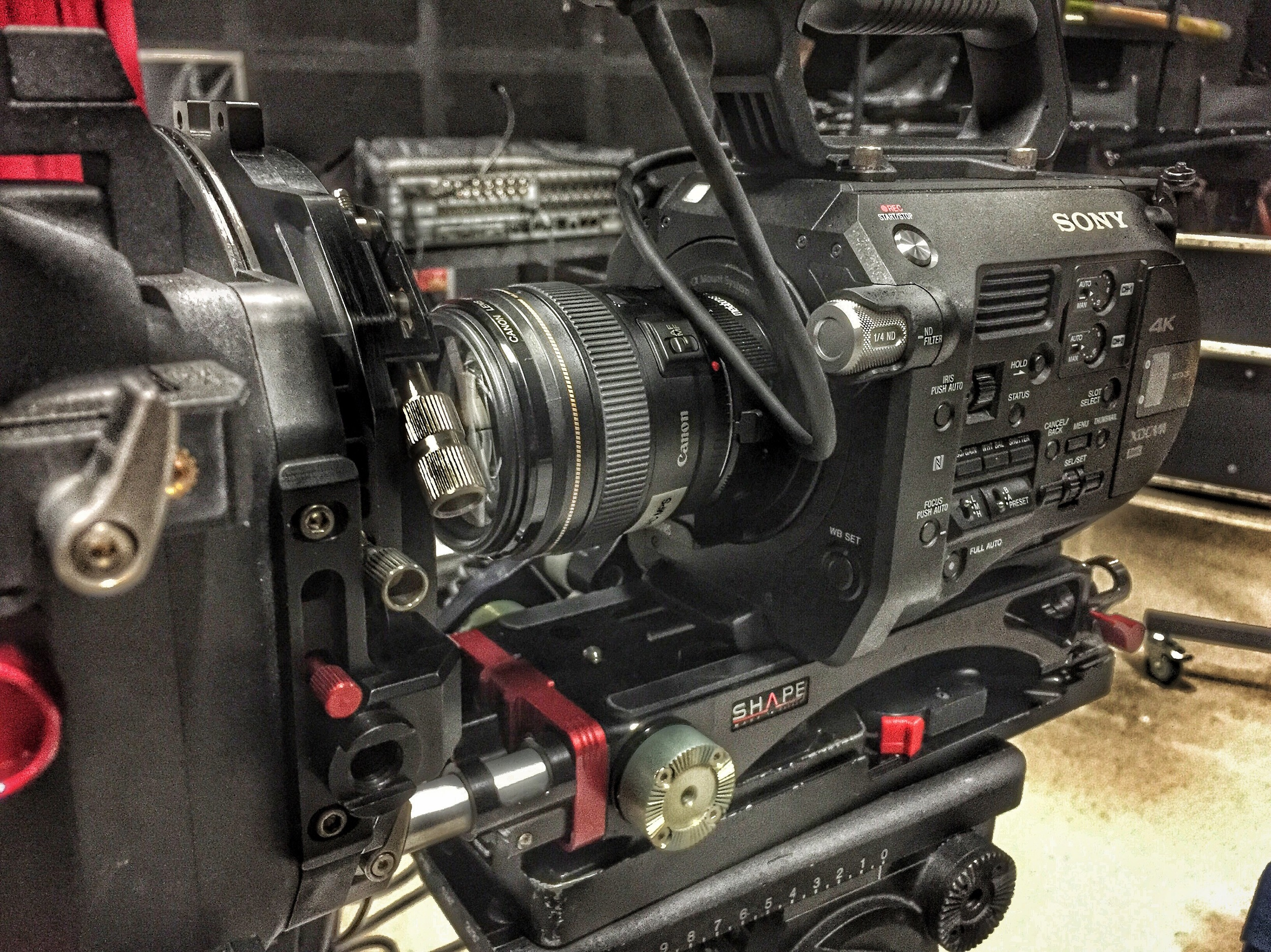 Important Issue Involving Sony FS7 Footage and Avid — CLINT TILL