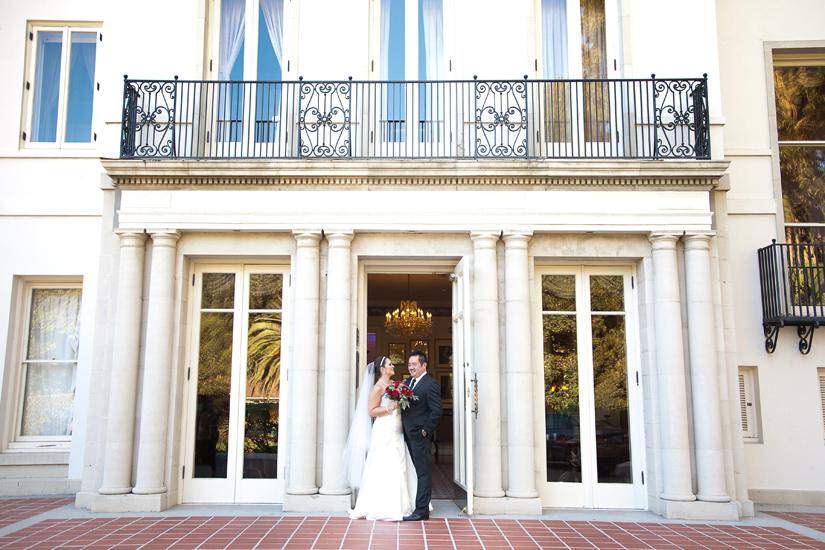 bard mansion wedding