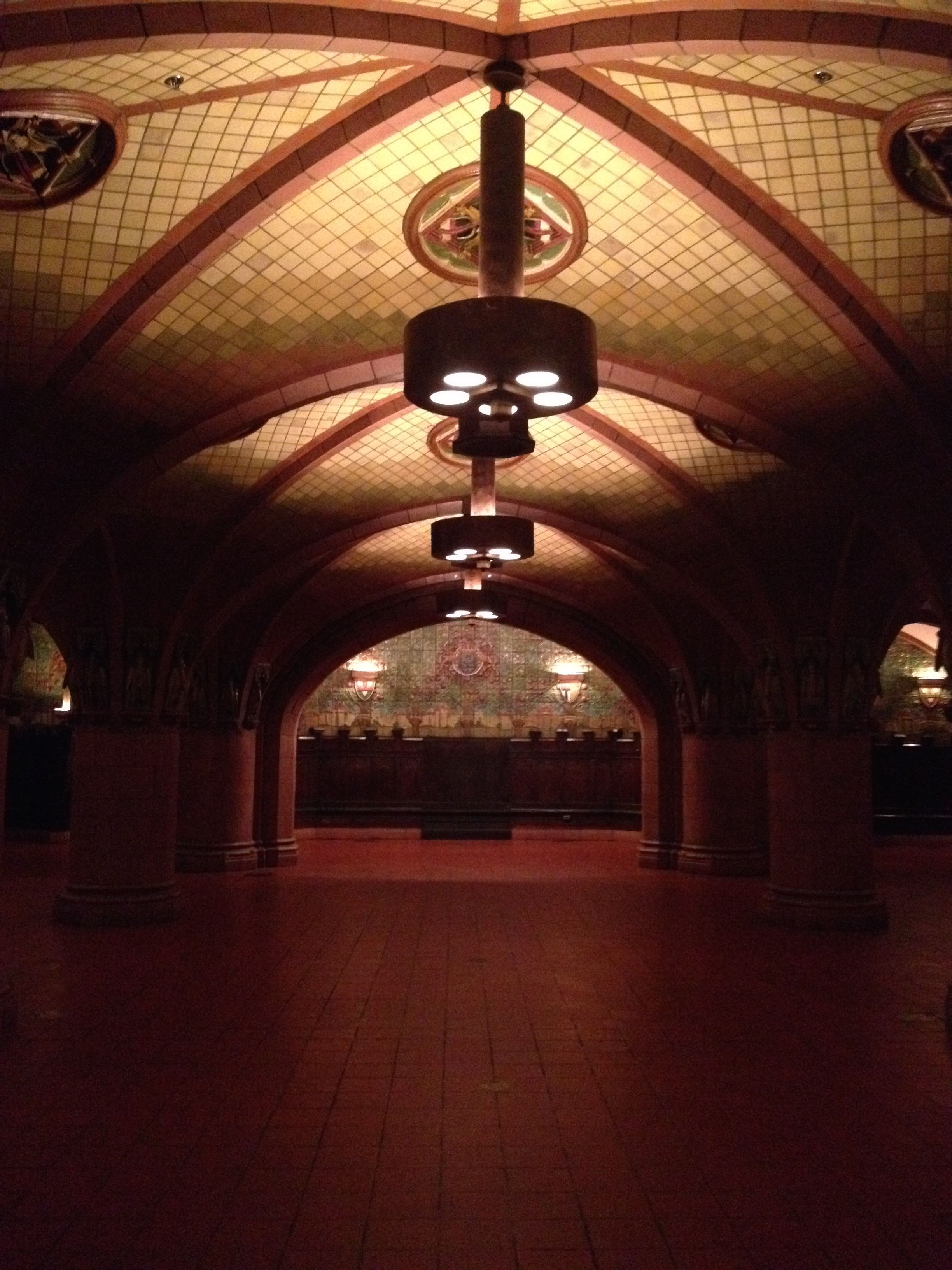 The Rathskeller -- creepiest event space available?