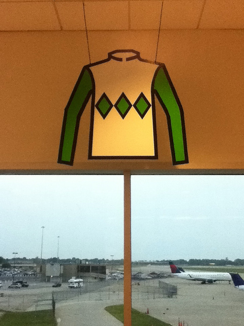 Louisville airport prepares for Derby